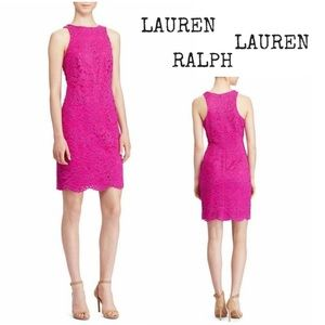 Lauren Ralph Lauren sheath dress